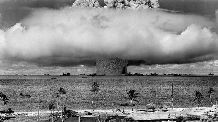 12092019 153536 750x422 - Tòa Thánh cương quyết phản đối các vụ thử nghiệm vũ khí hạt nhân