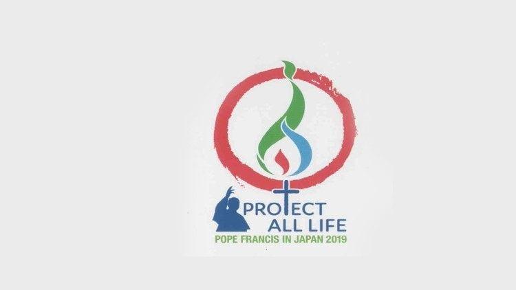 14092019 164743 750x422 - Logo và khẩu hiệu chuyến tông du của ĐTC Phanxicô tại Nhật Bản