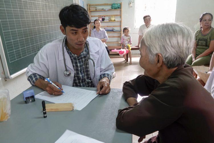 16092019 143724 8 750x500 - Giới Y tế Công Giáo: Công tác từ thiện tại Củ Chi