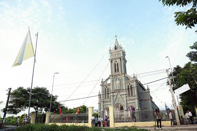 16173 phong doanh 14 - Giới trẻ giáo họ Phong Doanh quyết tâm theo gương thánh Quan thầy