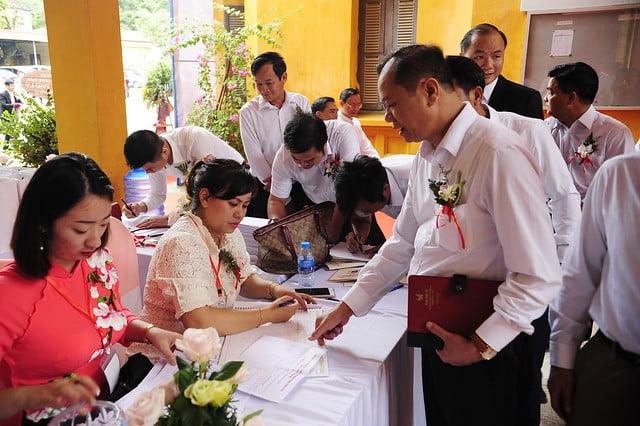 16175 doanh nhan 1 - Ra mắt Cộng đoàn Doanh nhân Công giáo Tổng Giáo phận Hà Nội