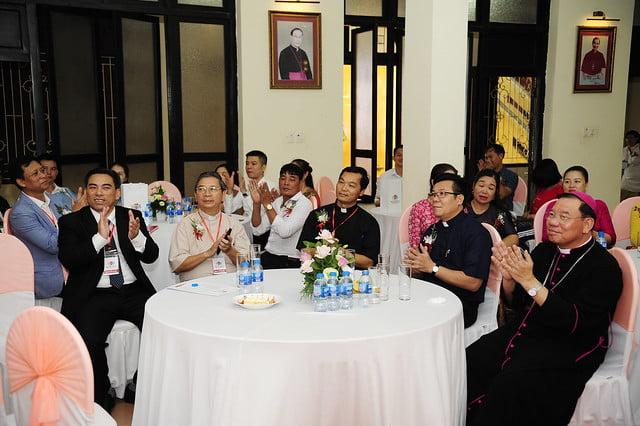 16175 doanh nhan 10 - Ra mắt Cộng đoàn Doanh nhân Công giáo Tổng Giáo phận Hà Nội