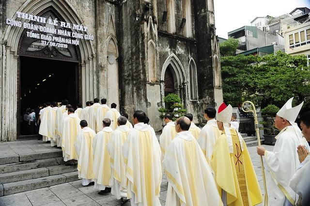 16175 doanh nhan 12 - Ra mắt Cộng đoàn Doanh nhân Công giáo Tổng Giáo phận Hà Nội