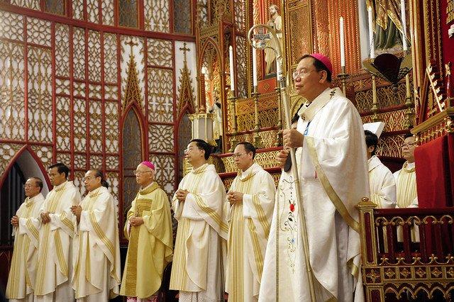 16175 doanh nhan 13 - Ra mắt Cộng đoàn Doanh nhân Công giáo Tổng Giáo phận Hà Nội