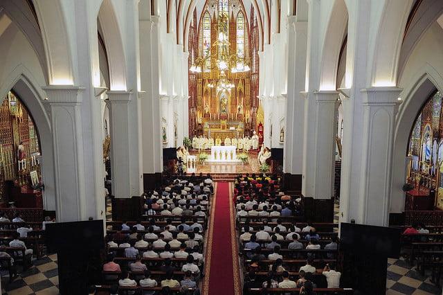 16175 doanh nhan 14 - Ra mắt Cộng đoàn Doanh nhân Công giáo Tổng Giáo phận Hà Nội