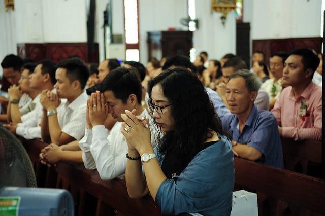 16175 doanh nhan 15 - Ra mắt Cộng đoàn Doanh nhân Công giáo Tổng Giáo phận Hà Nội