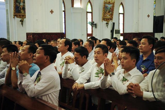 16175 doanh nhan 16 - Ra mắt Cộng đoàn Doanh nhân Công giáo Tổng Giáo phận Hà Nội