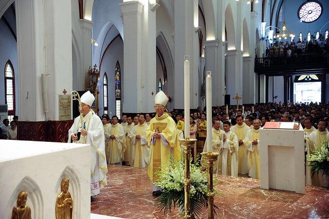 16175 doanh nhan 17 - Ra mắt Cộng đoàn Doanh nhân Công giáo Tổng Giáo phận Hà Nội