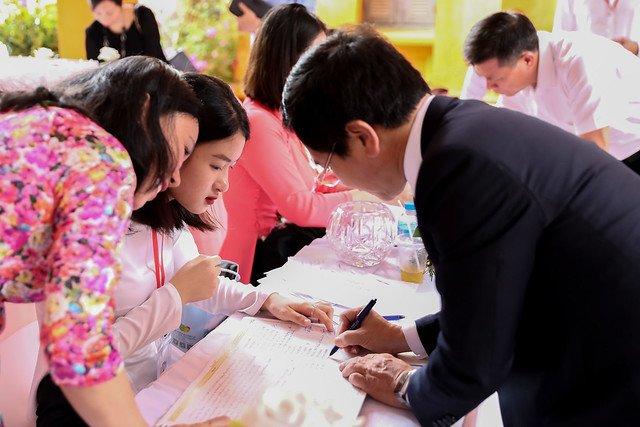 16175 doanh nhan 18 - Ra mắt Cộng đoàn Doanh nhân Công giáo Tổng Giáo phận Hà Nội