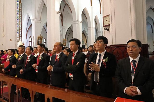 16175 doanh nhan 21 - Ra mắt Cộng đoàn Doanh nhân Công giáo Tổng Giáo phận Hà Nội
