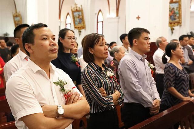 16175 doanh nhan 22 - Ra mắt Cộng đoàn Doanh nhân Công giáo Tổng Giáo phận Hà Nội