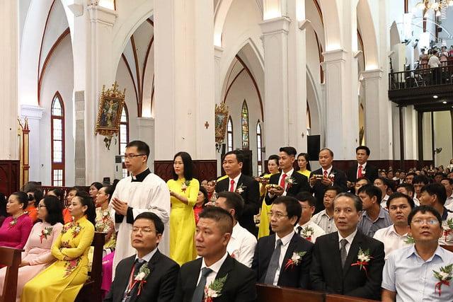 16175 doanh nhan 25 - Ra mắt Cộng đoàn Doanh nhân Công giáo Tổng Giáo phận Hà Nội