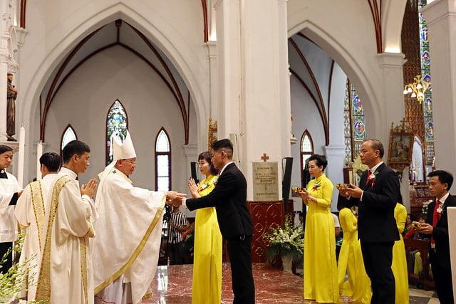 16175 doanh nhan 26 - Ra mắt Cộng đoàn Doanh nhân Công giáo Tổng Giáo phận Hà Nội