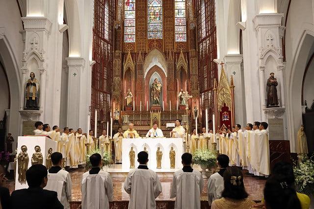 16175 doanh nhan 27 - Ra mắt Cộng đoàn Doanh nhân Công giáo Tổng Giáo phận Hà Nội