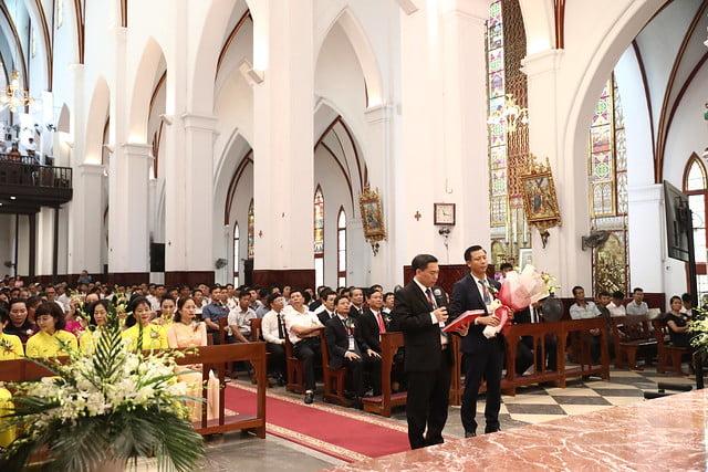 16175 doanh nhan 29 - Ra mắt Cộng đoàn Doanh nhân Công giáo Tổng Giáo phận Hà Nội