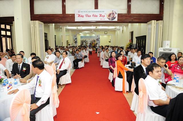 16175 doanh nhan 3 - Ra mắt Cộng đoàn Doanh nhân Công giáo Tổng Giáo phận Hà Nội