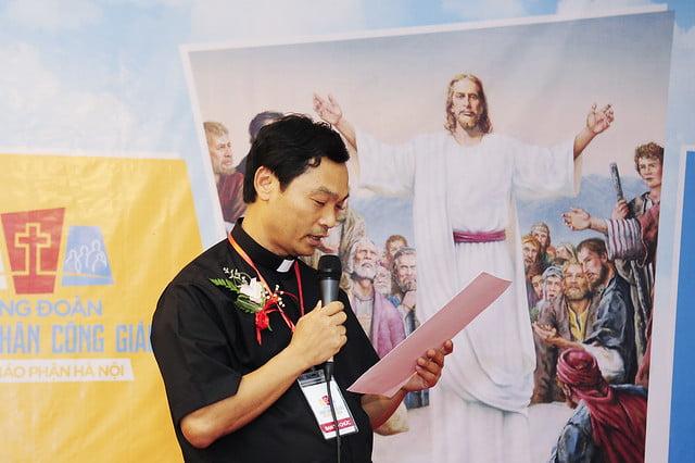 16175 doanh nhan 4 - Ra mắt Cộng đoàn Doanh nhân Công giáo Tổng Giáo phận Hà Nội
