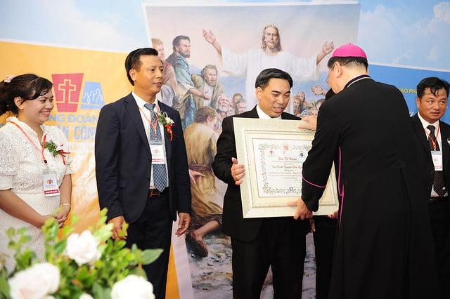 16175 doanh nhan 5 - Ra mắt Cộng đoàn Doanh nhân Công giáo Tổng Giáo phận Hà Nội