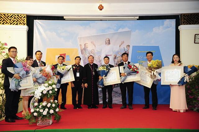 16175 doanh nhan 6 - Ra mắt Cộng đoàn Doanh nhân Công giáo Tổng Giáo phận Hà Nội