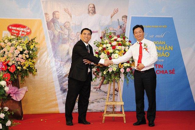 16175 doanh nhan 7 - Ra mắt Cộng đoàn Doanh nhân Công giáo Tổng Giáo phận Hà Nội