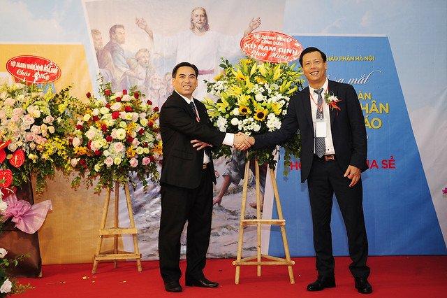 16175 doanh nhan 8 - Ra mắt Cộng đoàn Doanh nhân Công giáo Tổng Giáo phận Hà Nội