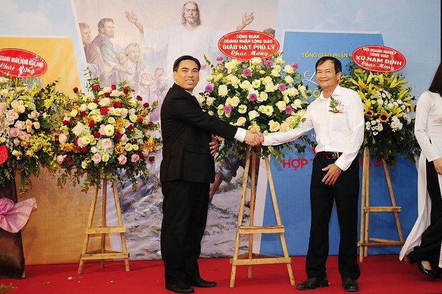 16175 doanh nhan 9 - Ra mắt Cộng đoàn Doanh nhân Công giáo Tổng Giáo phận Hà Nội