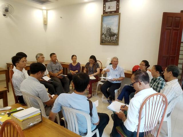 16176 glv 2 - Khóa Thường huấn Giáo lý viên TGP Hà Nội tại giáo xứ Hàm Long