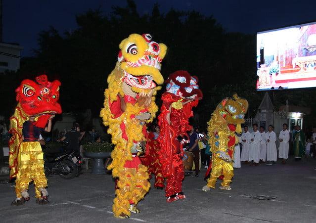 16180 hoi cho 2 - Hội chợ thiếu nhi giáo xứ Nam Định 2019