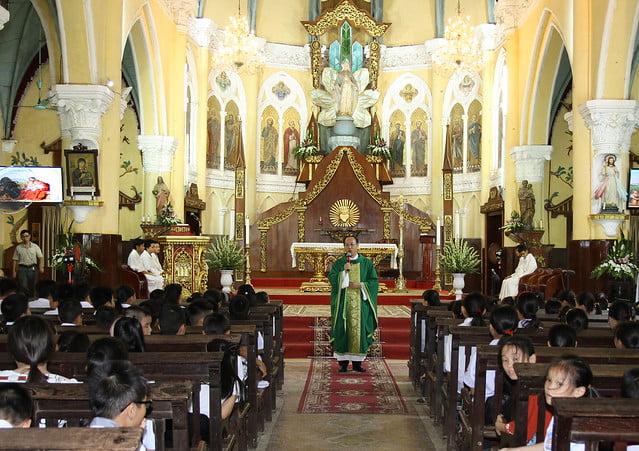 16180 hoi cho 3 - Hội chợ thiếu nhi giáo xứ Nam Định 2019