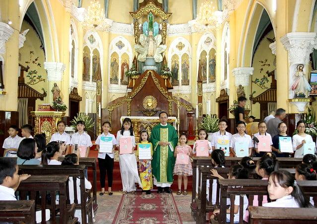 16180 hoi cho 4 - Hội chợ thiếu nhi giáo xứ Nam Định 2019