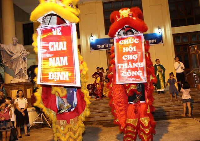 16180 hoi cho 5 - Hội chợ thiếu nhi giáo xứ Nam Định 2019