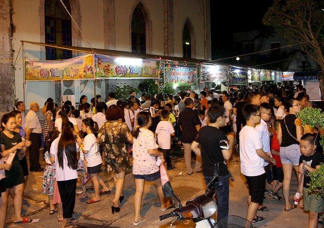 16180 hoi cho 6 - Hội chợ thiếu nhi giáo xứ Nam Định 2019