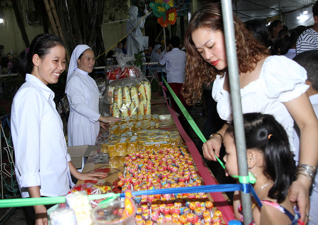 16180 hoi cho 7 - Hội chợ thiếu nhi giáo xứ Nam Định 2019