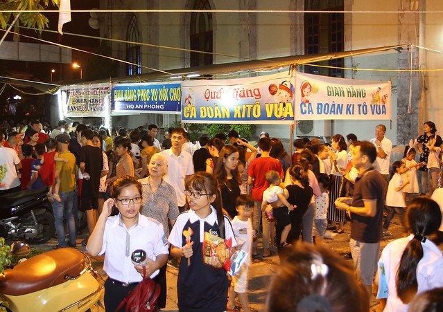 16180 hoi cho 8 1 - Hội chợ thiếu nhi giáo xứ Nam Định 2019