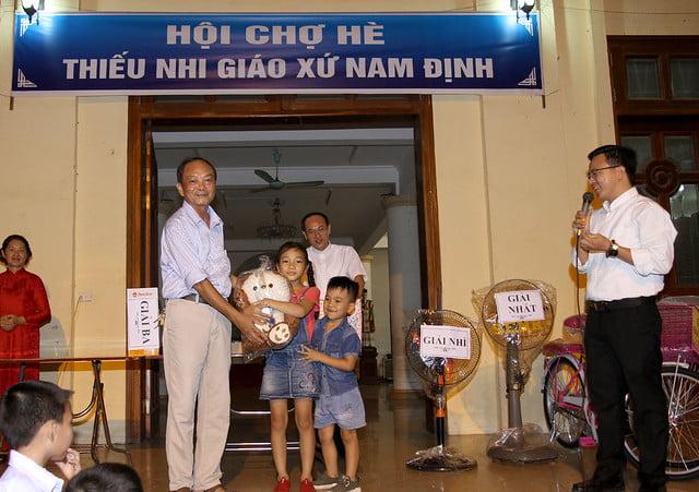 16180 hoi cho 9 - Hội chợ thiếu nhi giáo xứ Nam Định 2019