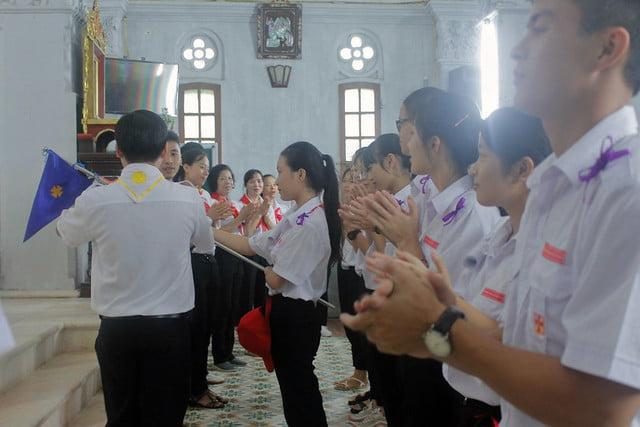 16213 gh phu xuyen 15 - Giáo Hạt Phú Xuyên: Khóa Huấn Luyện Dự Trưởng đầu tiên năm 2019