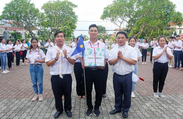16213 gh phu xuyen 17 - Giáo Hạt Phú Xuyên: Khóa Huấn Luyện Dự Trưởng đầu tiên năm 2019