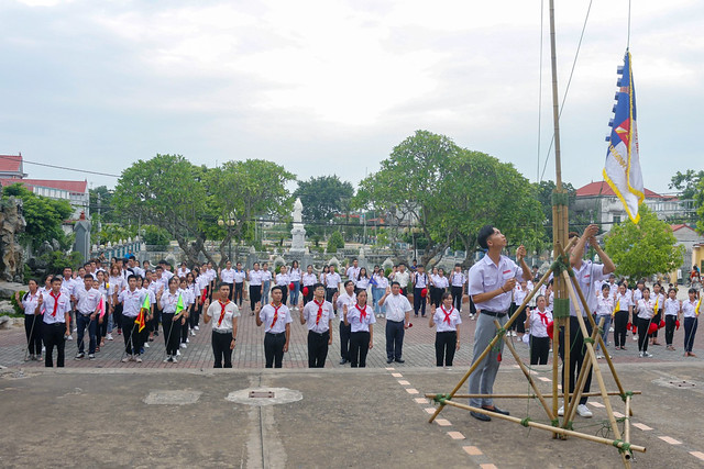 16213 gh phu xuyen 19 - Giáo Hạt Phú Xuyên: Khóa Huấn Luyện Dự Trưởng đầu tiên năm 2019