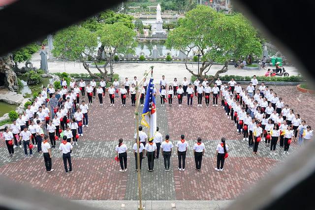 16213 gh phu xuyen 2 - Giáo Hạt Phú Xuyên: Khóa Huấn Luyện Dự Trưởng đầu tiên năm 2019