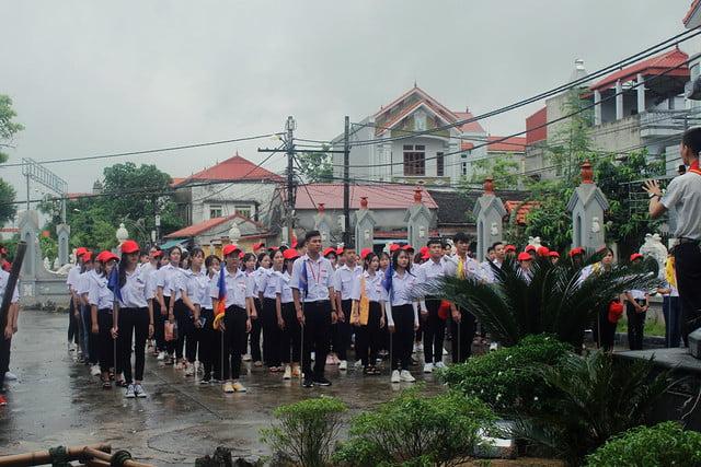 16213 gh phu xuyen 5 - Giáo Hạt Phú Xuyên: Khóa Huấn Luyện Dự Trưởng đầu tiên năm 2019
