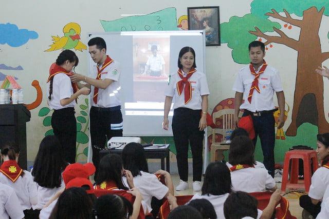 16213 gh phu xuyen 6 - Giáo Hạt Phú Xuyên: Khóa Huấn Luyện Dự Trưởng đầu tiên năm 2019