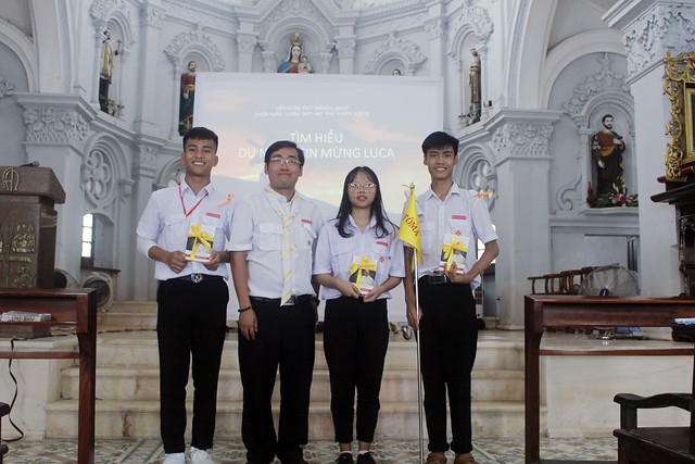 16213 gh phu xuyen 8 - Giáo Hạt Phú Xuyên: Khóa Huấn Luyện Dự Trưởng đầu tiên năm 2019