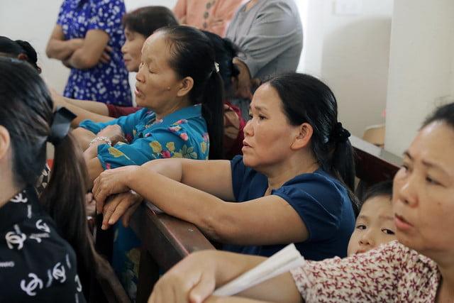 16215 gh quang san 14 - Hình ảnh - Ngày chầu Thánh Thể tại giáo họ Quang Sán