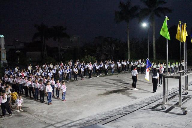 16216 phu oc 1 - Giáo xứ Phú Ốc: Thánh lễ khai giảng năm học mới 2019 – 2020