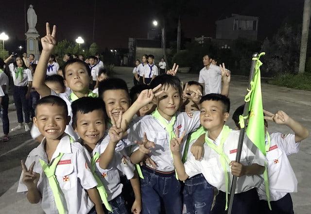 16216 phu oc 2 - Giáo xứ Phú Ốc: Thánh lễ khai giảng năm học mới 2019 – 2020