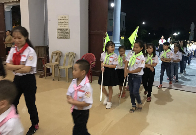 16216 phu oc 3 - Giáo xứ Phú Ốc: Thánh lễ khai giảng năm học mới 2019 – 2020
