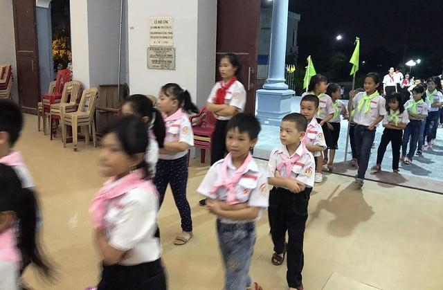16216 phu oc 4 - Giáo xứ Phú Ốc: Thánh lễ khai giảng năm học mới 2019 – 2020