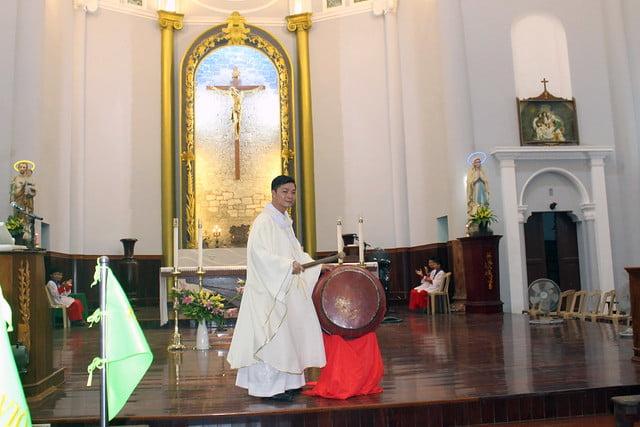 16216 phu oc 5 - Giáo xứ Phú Ốc: Thánh lễ khai giảng năm học mới 2019 – 2020