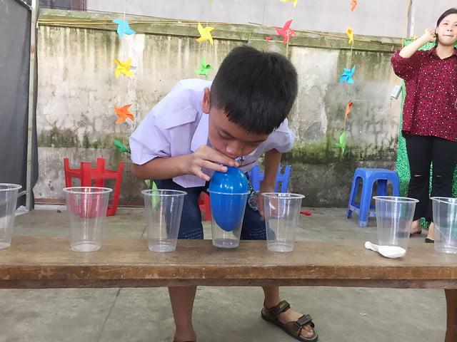 16218 hoi cho 10 - Giáo xứ Nam Dư: Thiếu nhi vui đón hội chợ 2019