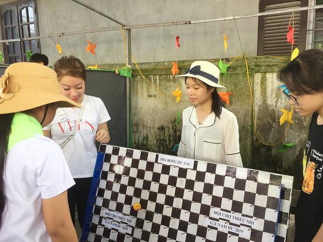 16218 hoi cho 16 - Giáo xứ Nam Dư: Thiếu nhi vui đón hội chợ 2019